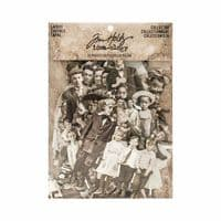 Tim Holtz - Idea-ology - Layers - Paper Dolls